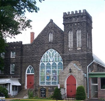 Trinity Evangelical Lutheran Church of DuBois PA
